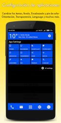 Captura 6 de Win 10 metro launcher theme 2020 - pantalla de para android