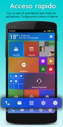 Imágen 8 de Win 10 metro launcher theme 2020 - pantalla de para android