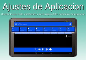 Screenshot 13 de Win 10 metro launcher theme 2020 - pantalla de para android