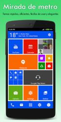 Screenshot 3 de Win 10 metro launcher theme 2020 - pantalla de para android