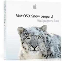 Captura 1 de Snow Leopard Wallpapers Box para mac