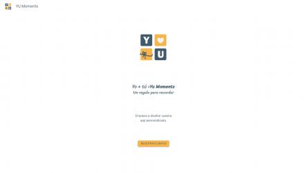 Screenshot 1 de Yu Moments • Regalo digital • Solo Yo + Tú para windows