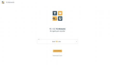 Imágen 2 de Yu Moments • Regalo digital • Solo Yo + Tú para windows