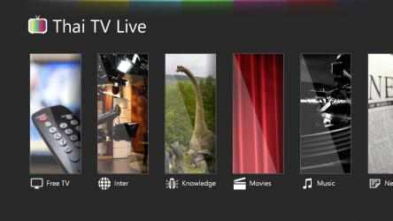 Captura 4 de Thai TV Live para windows