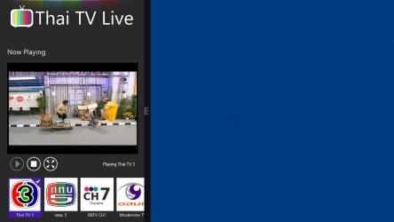 Screenshot 3 de Thai TV Live para windows