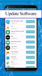 Captura de Pantalla 5 de Update software - Update software of Play Store para android