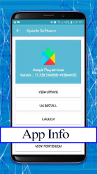 Captura 6 de Update software - Update software of Play Store para android