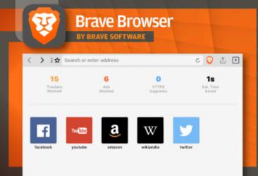 Imágen 3 de Brave para windows