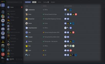 Screenshot 2 de Discord para windows
