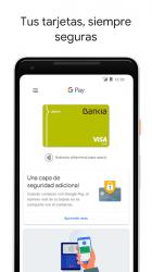 Captura 4 de Google Pay: paga en miles de tiendas, webs y apps para android