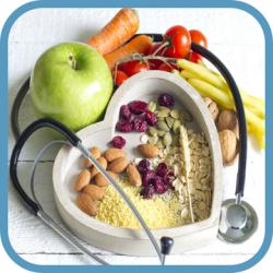 Screenshot 1 de Dieta para diabéticos para android