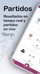 Captura de Pantalla 2 de Futbol Femenil Mexico - App para android