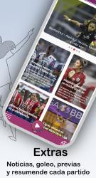 Captura 4 de Futbol Femenil Mexico - App para android