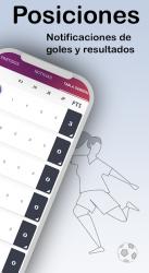 Captura de Pantalla 6 de Futbol Femenil Mexico - App para android