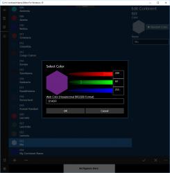 Screenshot 3 de Civ VI Continent Name Editor para windows