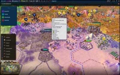 Captura 4 de Civ VI Continent Name Editor para windows
