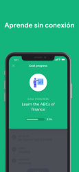 Captura 5 de Investmate Aprende a Invertir para iphone