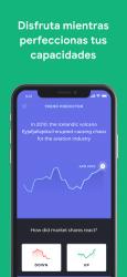 Screenshot 4 de Investmate Aprende a Invertir para iphone
