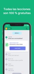 Captura de Pantalla 3 de Investmate Aprende a Invertir para iphone