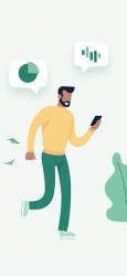 Captura 2 de Investmate Aprende a Invertir para iphone