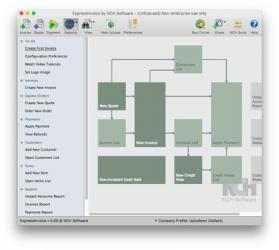 Captura de Pantalla 5 de Express Invoice Professional for Mac para mac