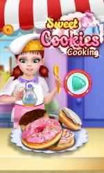 Captura 1 de Cake Maker Sweet Cookies para windows