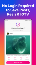 Imágen 3 de Video Downloader for Instagram, Insta Story Saver para android