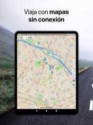 Captura de Pantalla 9 de Guru Maps - Mapas y navegación fuera de línea para android