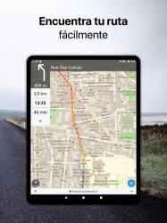 Screenshot 10 de Guru Maps - Mapas y navegación fuera de línea para android
