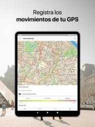 Captura de Pantalla 11 de Guru Maps - Mapas y navegación fuera de línea para android