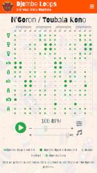 Captura de Pantalla 5 de Djembe Loops, 250 African Percussion Rhythms para android