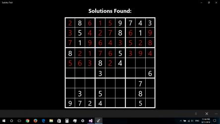 Captura de Pantalla 7 de Sudoku Tool para windows