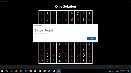 Captura 4 de Sudoku Tool para windows