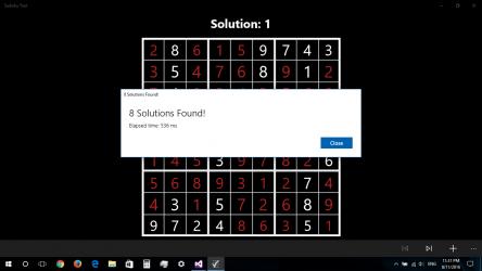 Screenshot 5 de Sudoku Tool para windows