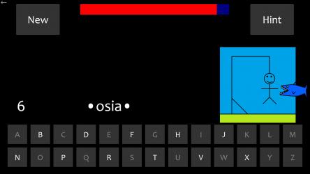 Imágen 1 de Bible Hangman: Windows 10 Edition para windows