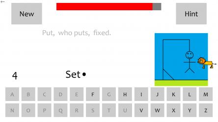 Imágen 2 de Bible Hangman: Windows 10 Edition para windows