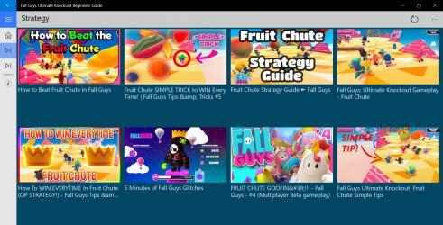 Screenshot 2 de Fall Guys Ultimate Knockout Beginners Guide para windows