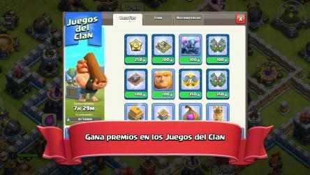 Captura 4 de Clash of Clans para android