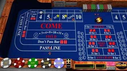 Captura 4 de Casino Craps para windows