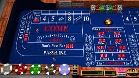 Captura 6 de Casino Craps para windows