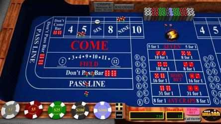 Imágen 3 de Casino Craps para windows