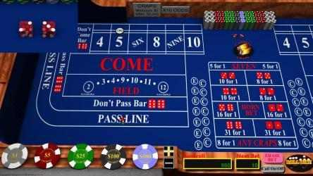 Captura 2 de Casino Craps para windows