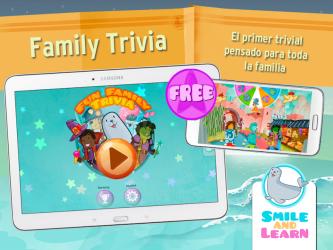 Screenshot 12 de Family Trivia Free para android