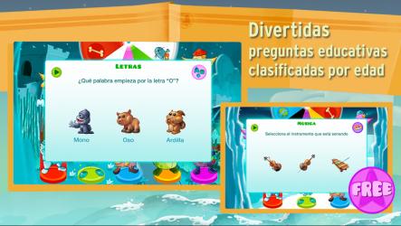 Screenshot 3 de Family Trivia Free para android