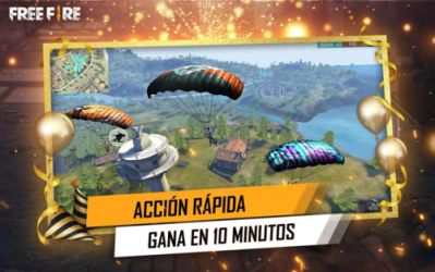 Screenshot 5 de Free Fire para PC para windows