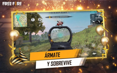 Imágen 4 de Free Fire para PC para windows