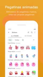 Screenshot 4 de AppMate - Descargador de vídeos y pegatinas para android