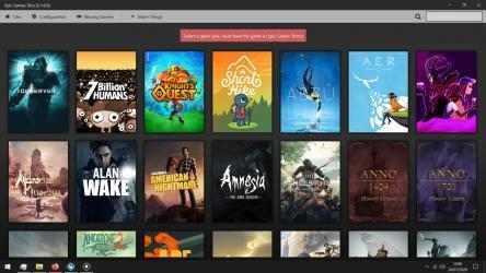 Captura 1 de Epic Games Tiles para windows