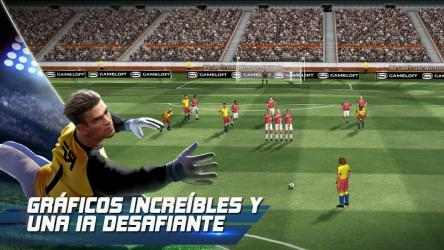 Screenshot 9 de Real Football para android