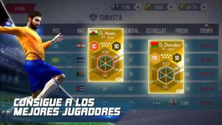 Screenshot 10 de Real Football para android